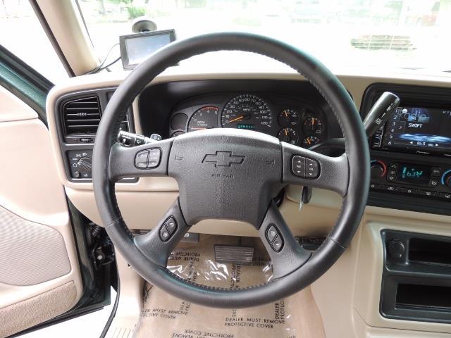 2003 Chevrolet Silverado 2500 LT 4dr Crew Cab LT / 4X4 / 6.6L DURAMAX / ALLISON - Photo 38 - Portland, OR 97217