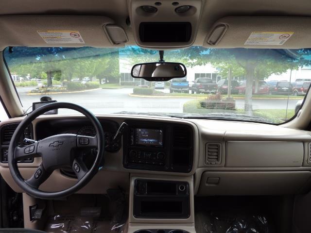 2003 Chevrolet Silverado 2500 LT 4dr Crew Cab LT / 4X4 / 6.6L DURAMAX / ALLISON - Photo 35 - Portland, OR 97217