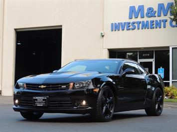 2015 Chevrolet Camaro SS / Coupe / Automatic / 400HP / 1-OWNER Coupe
