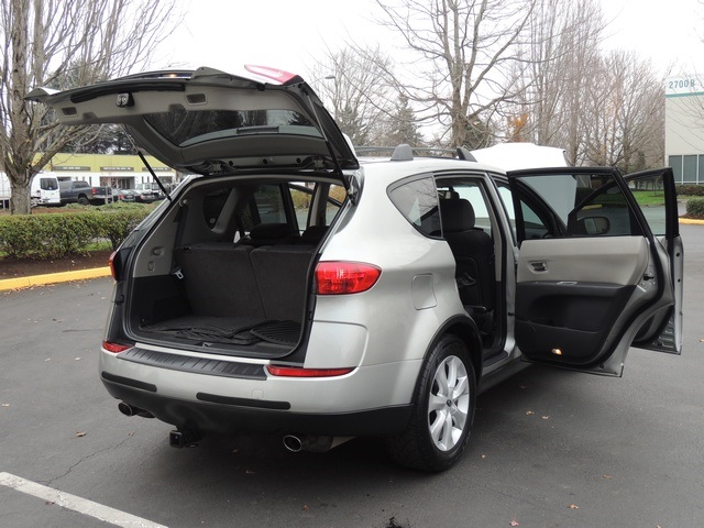 2006 subaru tribeca b9 3rd row seat 4wd v6 dvd tow pkg suv. Black Bedroom Furniture Sets. Home Design Ideas