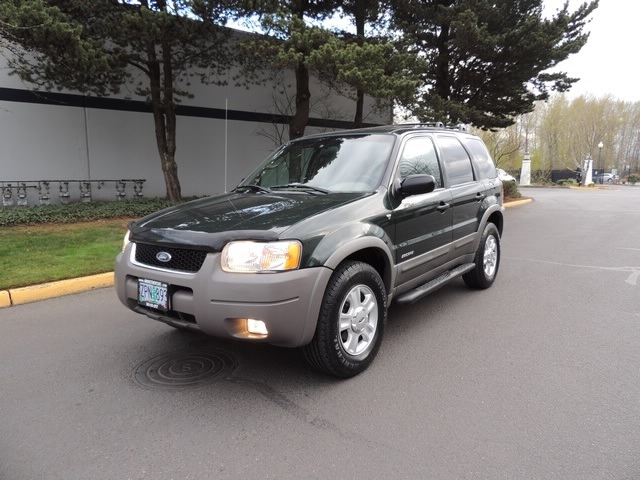 2001 ford escape xlt 4x4 leather moonroof excel cond. Black Bedroom Furniture Sets. Home Design Ideas