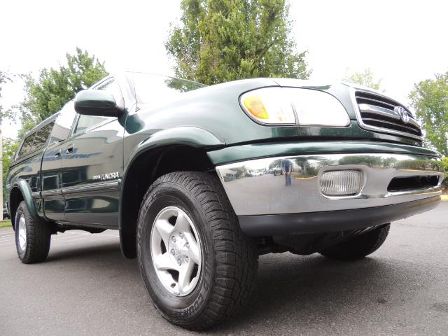 2000 Toyota Tundra Limited 4dr Limited / 4X4 / TRD OFF RD / Leather - Photo 10 - Portland, OR 97217