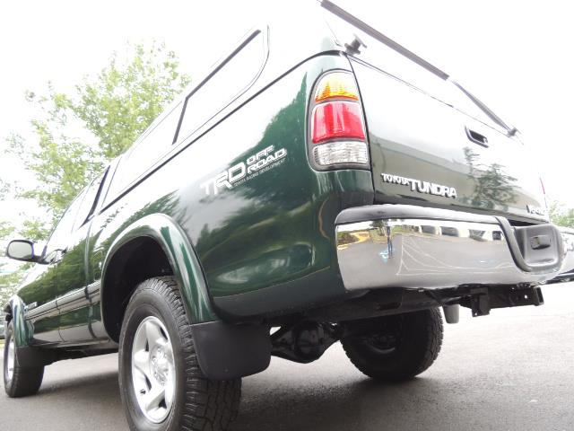 2000 Toyota Tundra Limited 4dr Limited / 4X4 / TRD OFF RD / Leather - Photo 12 - Portland, OR 97217