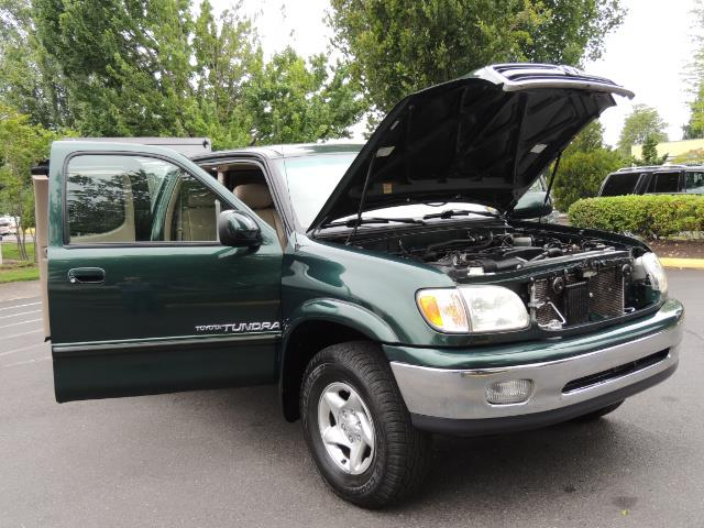 2000 Toyota Tundra Limited 4dr Limited / 4X4 / TRD OFF RD / Leather - Photo 31 - Portland, OR 97217