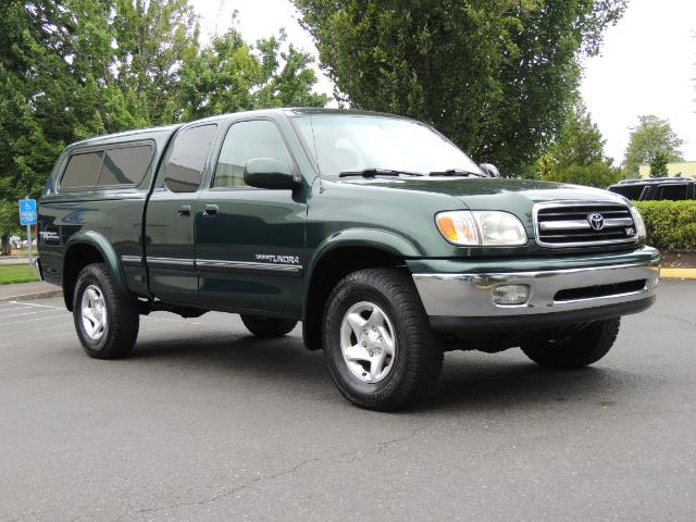 2000 Toyota Tundra Limited 4dr Limited / 4X4 / TRD OFF RD / Leather - Photo 2 - Portland, OR 97217