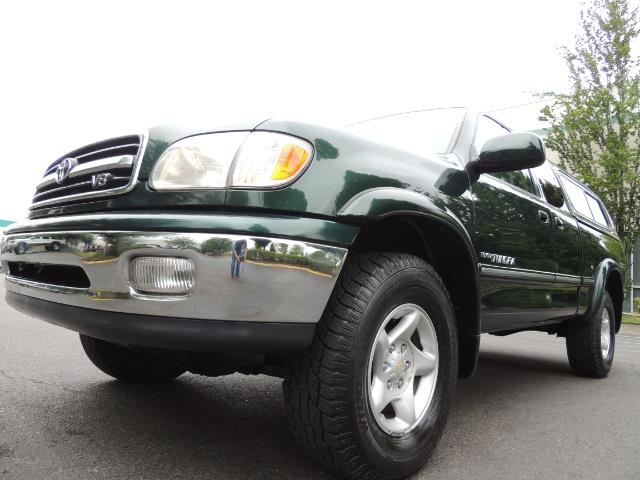 2000 Toyota Tundra Limited 4dr Limited / 4X4 / TRD OFF RD / Leather - Photo 9 - Portland, OR 97217