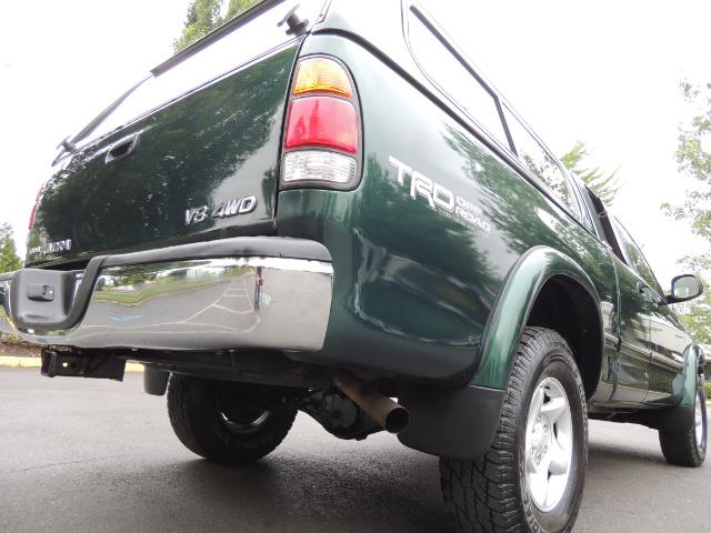 2000 Toyota Tundra Limited 4dr Limited / 4X4 / TRD OFF RD / Leather - Photo 11 - Portland, OR 97217