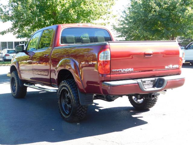 2005 Toyota Tundra DOUBLE CAB 4X4 LIMITED V8 4.7 L / 1-OWNER / LIFTED - Photo 7 - Portland, OR 97217