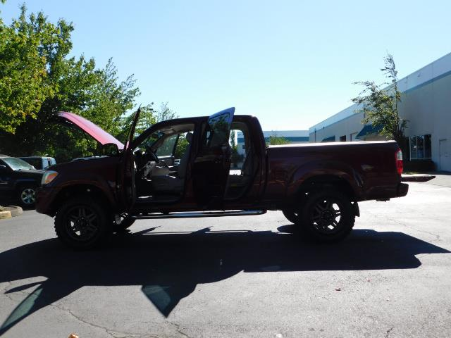 2005 Toyota Tundra DOUBLE CAB 4X4 LIMITED V8 4.7 L / 1-OWNER / LIFTED - Photo 20 - Portland, OR 97217