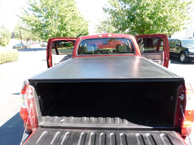 2005 Toyota Tundra DOUBLE CAB 4X4 LIMITED V8 4.7 L / 1-OWNER / LIFTED - Photo 22 - Portland, OR 97217
