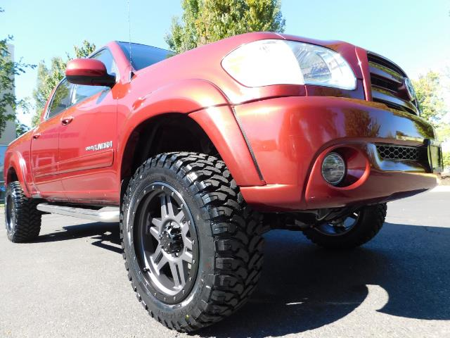 2005 Toyota Tundra DOUBLE CAB 4X4 LIMITED V8 4.7 L / 1-OWNER / LIFTED - Photo 10 - Portland, OR 97217