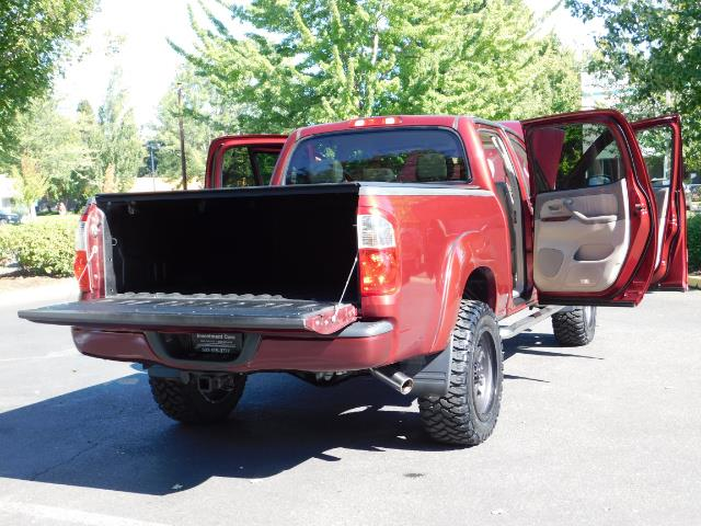 2005 Toyota Tundra DOUBLE CAB 4X4 LIMITED V8 4.7 L / 1-OWNER / LIFTED - Photo 27 - Portland, OR 97217
