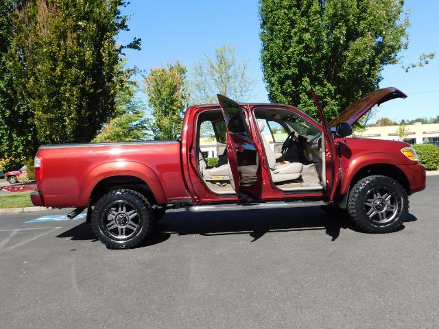2005 Toyota Tundra DOUBLE CAB 4X4 LIMITED V8 4.7 L / 1-OWNER / LIFTED - Photo 21 - Portland, OR 97217