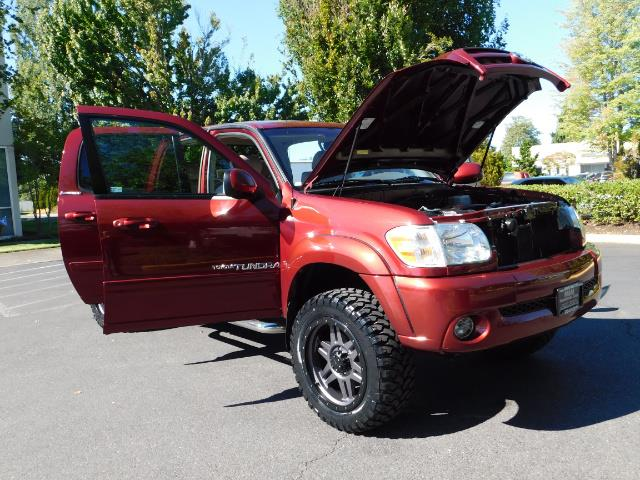 2005 Toyota Tundra DOUBLE CAB 4X4 LIMITED V8 4.7 L / 1-OWNER / LIFTED - Photo 28 - Portland, OR 97217