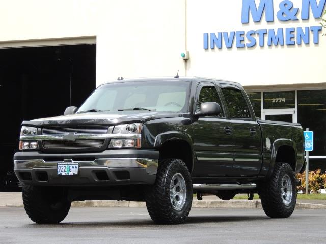 2005 Chevrolet Silverado 1500 LT 4dr Crew Cab /Leather / Heated Seats / LIFTED - Photo 1 - Portland, OR 97217