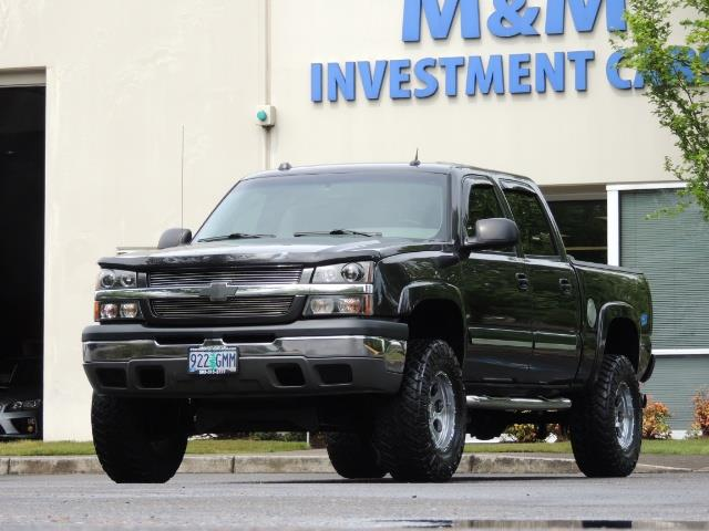2005 Chevrolet Silverado 1500 LT 4dr Crew Cab /Leather / Heated Seats / LIFTED - Photo 44 - Portland, OR 97217