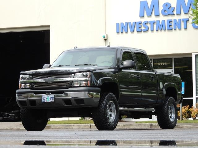 2005 Chevrolet Silverado 1500 LT 4dr Crew Cab /Leather / Heated Seats / LIFTED - Photo 43 - Portland, OR 97217