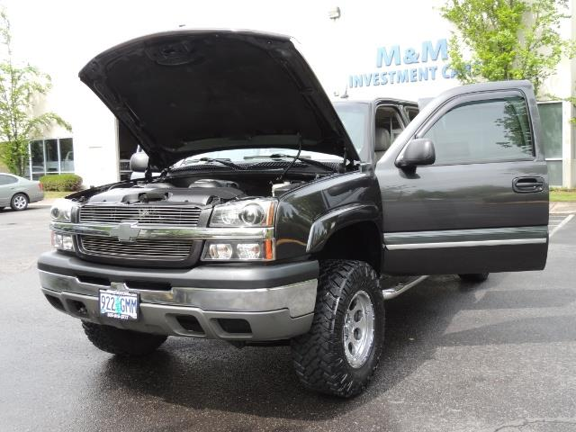 2005 Chevrolet Silverado 1500 LT 4dr Crew Cab /Leather / Heated Seats / LIFTED - Photo 25 - Portland, OR 97217