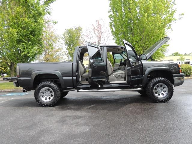 2005 Chevrolet Silverado 1500 LT 4dr Crew Cab /Leather / Heated Seats / LIFTED - Photo 29 - Portland, OR 97217