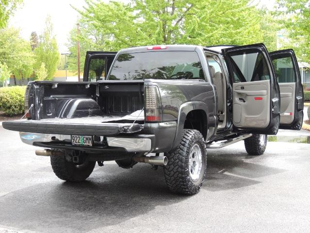 2005 Chevrolet Silverado 1500 LT 4dr Crew Cab /Leather / Heated Seats / LIFTED - Photo 28 - Portland, OR 97217