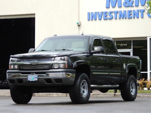 2005 Chevrolet Silverado 1500 LT 4dr Crew Cab /Leather / Heated Seats / LIFTED - Photo 33 - Portland, OR 97217
