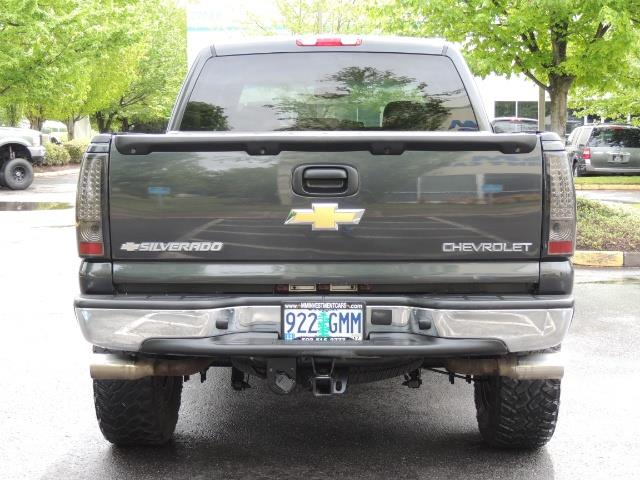 2005 Chevrolet Silverado 1500 LT 4dr Crew Cab /Leather / Heated Seats / LIFTED - Photo 6 - Portland, OR 97217