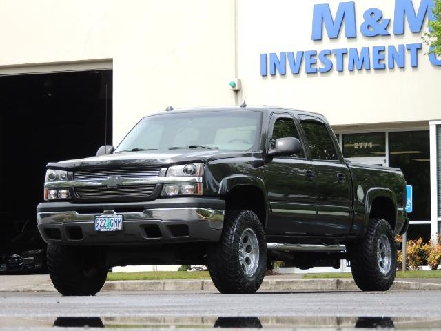 2005 Chevrolet Silverado 1500 LT 4dr Crew Cab /Leather / Heated Seats / LIFTED - Photo 45 - Portland, OR 97217