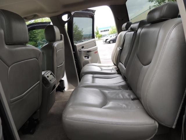2005 Chevrolet Silverado 1500 LT 4dr Crew Cab /Leather / Heated Seats / LIFTED - Photo 16 - Portland, OR 97217
