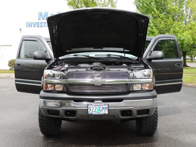 2005 Chevrolet Silverado 1500 LT 4dr Crew Cab /Leather / Heated Seats / LIFTED - Photo 31 - Portland, OR 97217