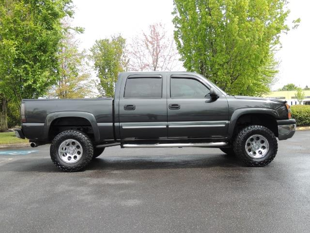 2005 Chevrolet Silverado 1500 LT 4dr Crew Cab /Leather / Heated Seats / LIFTED - Photo 4 - Portland, OR 97217