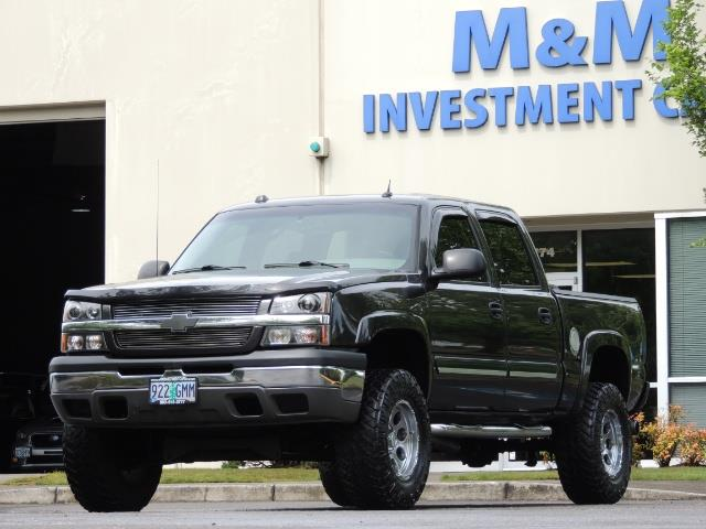 2005 Chevrolet Silverado 1500 LT 4dr Crew Cab /Leather / Heated Seats / LIFTED - Photo 46 - Portland, OR 97217