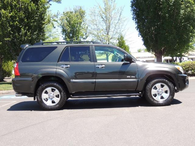 2006 Toyota 4Runner V6 4.0L / 4X4 / DIFF LOCK / 3RD SEATS / 1-OWNER - Photo 4 - Portland, OR 97217