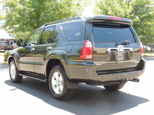 2006 Toyota 4Runner V6 4.0L / 4X4 / DIFF LOCK / 3RD SEATS / 1-OWNER - Photo 7 - Portland, OR 97217