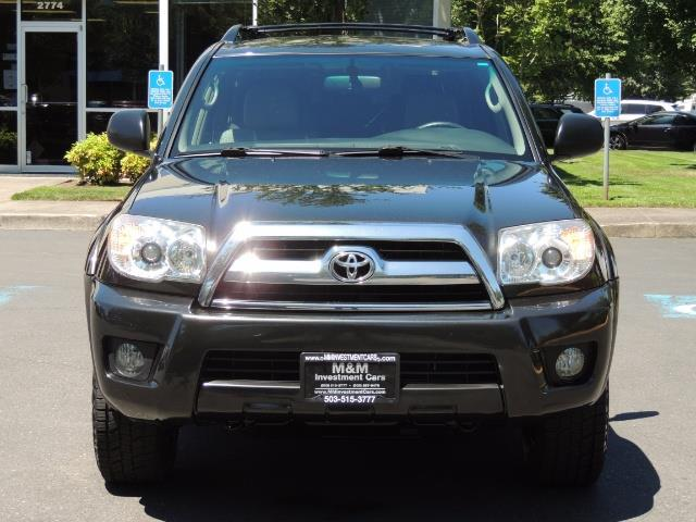 2006 Toyota 4Runner V6 4.0L / 4X4 / DIFF LOCK / 3RD SEATS / 1-OWNER - Photo 5 - Portland, OR 97217
