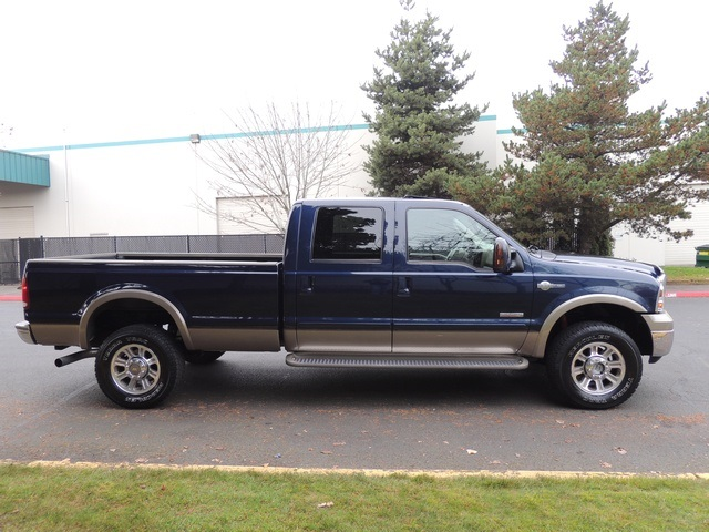 2006 ford f 350 super duty lariat king ranch 4x4 diesel. Black Bedroom Furniture Sets. Home Design Ideas