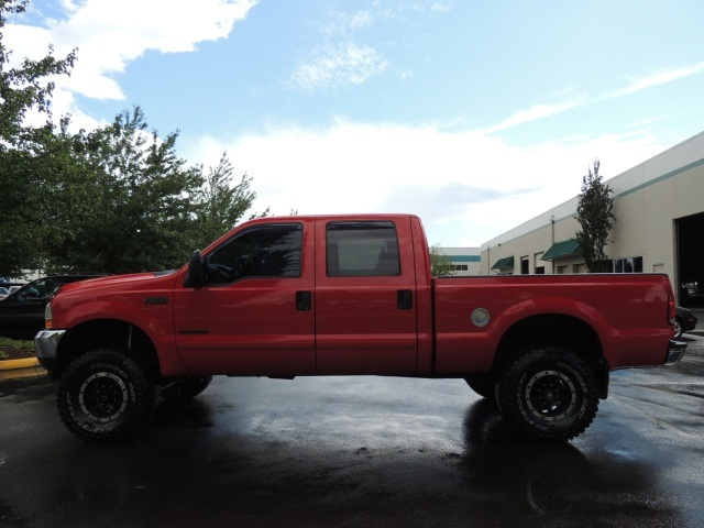 2002 ford f 250 super duty lariat 4x4 7 3l diesel lifted. Black Bedroom Furniture Sets. Home Design Ideas