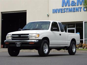 1999 Toyota Tacoma Extended Cab Automatic 2WD  Clean Title 159k Miles Truck