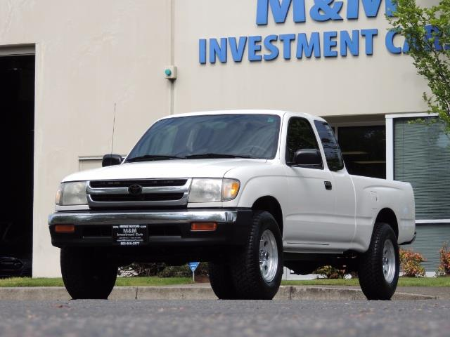 1999 Toyota Tacoma Extended Cab Automatic 2WD  Clean Title 159k Miles - Photo 37 - Portland, OR 97217