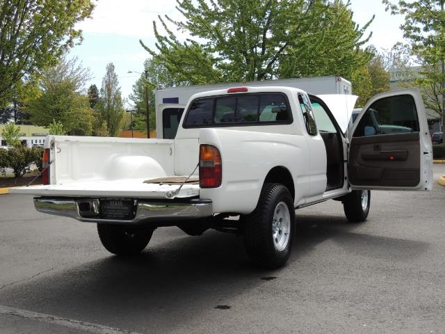1999 Toyota Tacoma Extended Cab Automatic 2WD  Clean Title 159k Miles - Photo 31 - Portland, OR 97217
