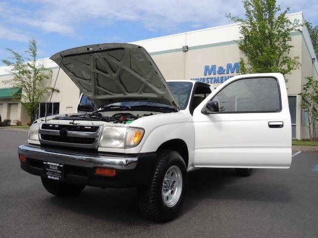 1999 Toyota Tacoma Extended Cab Automatic 2WD  Clean Title 159k Miles - Photo 35 - Portland, OR 97217