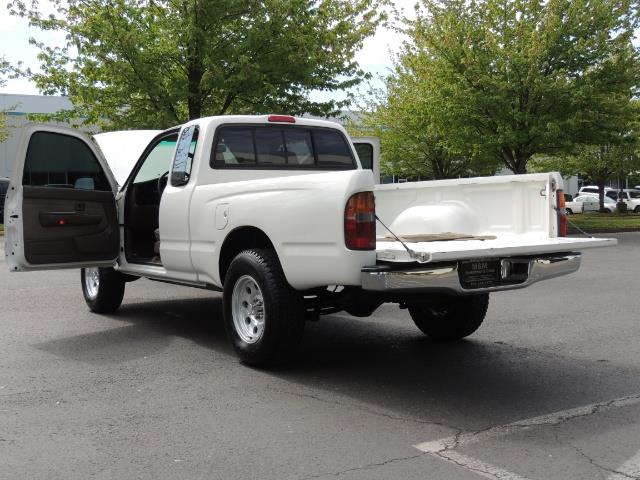 1999 Toyota Tacoma Extended Cab Automatic 2WD  Clean Title 159k Miles - Photo 29 - Portland, OR 97217