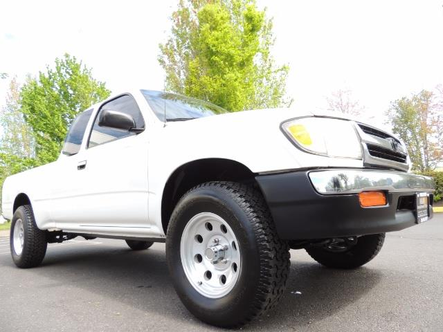 1999 Toyota Tacoma Extended Cab Automatic 2WD  Clean Title 159k Miles - Photo 10 - Portland, OR 97217