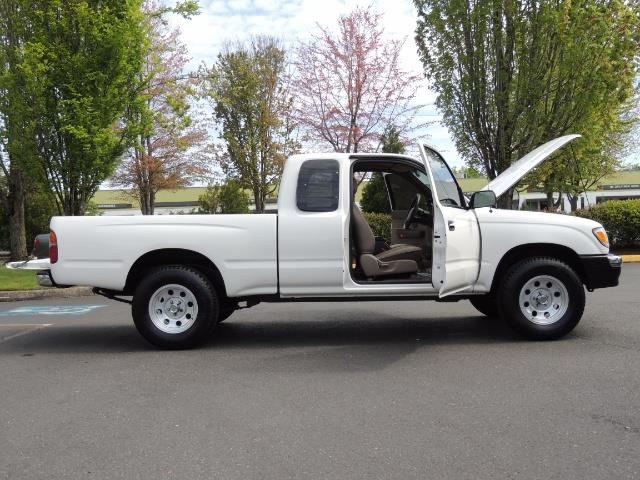 1999 Toyota Tacoma Extended Cab Automatic 2WD  Clean Title 159k Miles - Photo 24 - Portland, OR 97217
