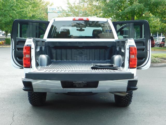 2014 Chevrolet Silverado 1500 LT / Crew Cab / 4X4 / LIFTED / NEW WHEELS & TIRES - Photo 22 - Portland, OR 97217