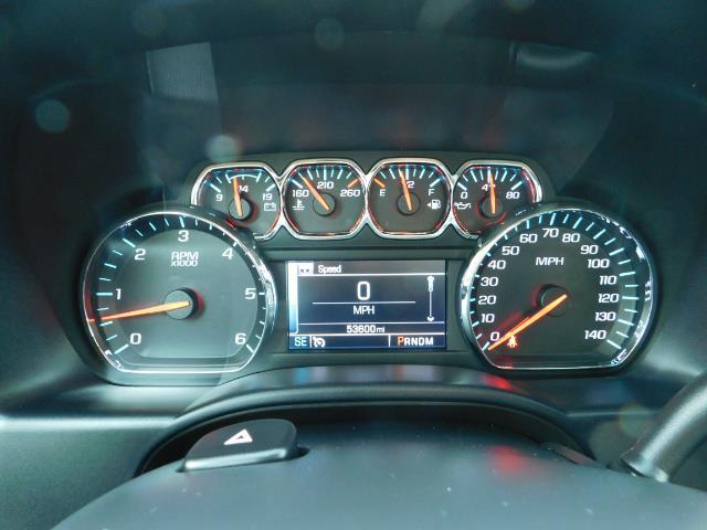 2014 Chevrolet Silverado 1500 LT / Crew Cab / 4X4 / LIFTED / NEW WHEELS & TIRES - Photo 39 - Portland, OR 97217