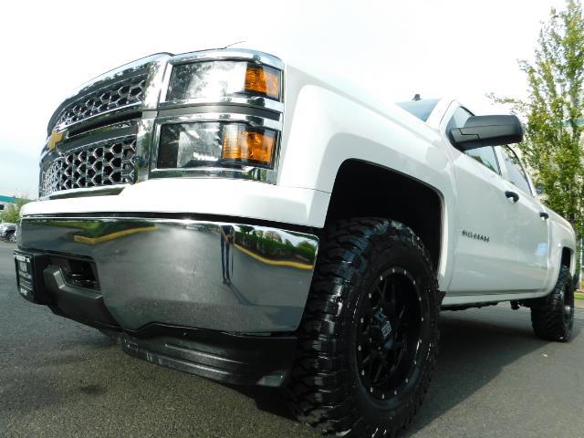 2014 Chevrolet Silverado 1500 LT / Crew Cab / 4X4 / LIFTED / NEW WHEELS & TIRES - Photo 9 - Portland, OR 97217