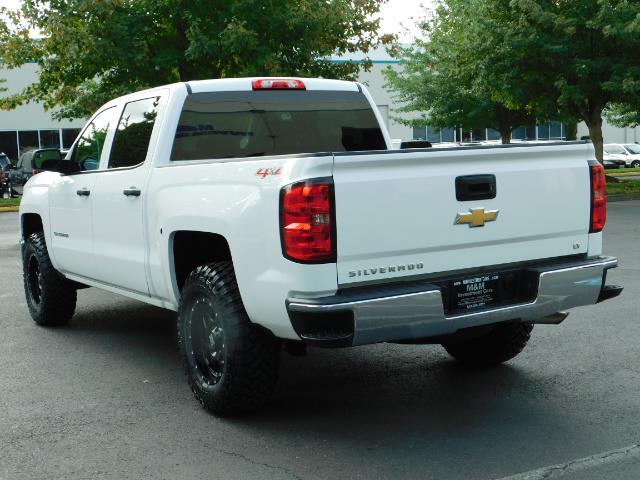 2014 Chevrolet Silverado 1500 LT / Crew Cab / 4X4 / LIFTED / NEW WHEELS & TIRES - Photo 7 - Portland, OR 97217