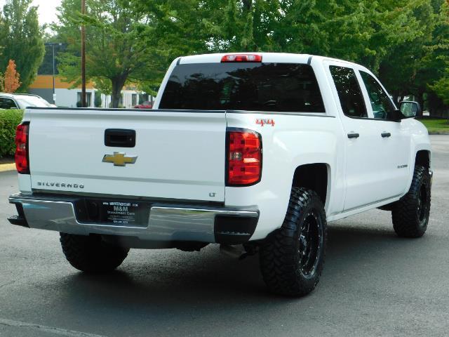 2014 Chevrolet Silverado 1500 LT / Crew Cab / 4X4 / LIFTED / NEW WHEELS & TIRES - Photo 8 - Portland, OR 97217
