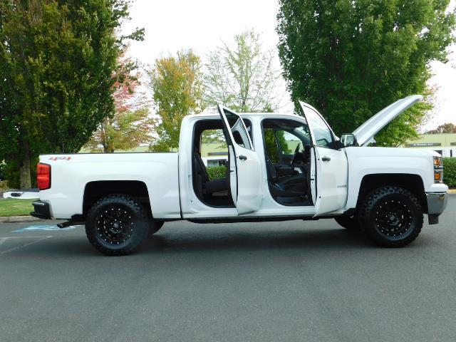 2014 Chevrolet Silverado 1500 LT / Crew Cab / 4X4 / LIFTED / NEW WHEELS & TIRES - Photo 30 - Portland, OR 97217