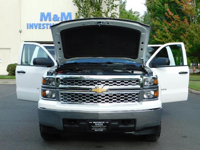 2014 Chevrolet Silverado 1500 LT / Crew Cab / 4X4 / LIFTED / NEW WHEELS & TIRES - Photo 32 - Portland, OR 97217